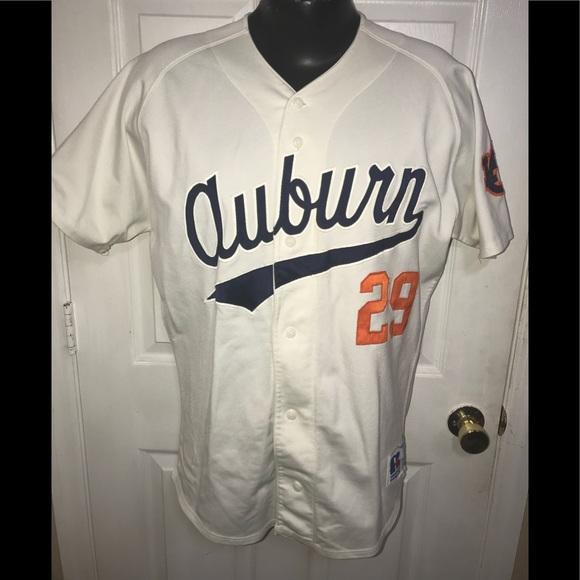new styles 88663 9a024 Auburn University Bo Jackson Jersey